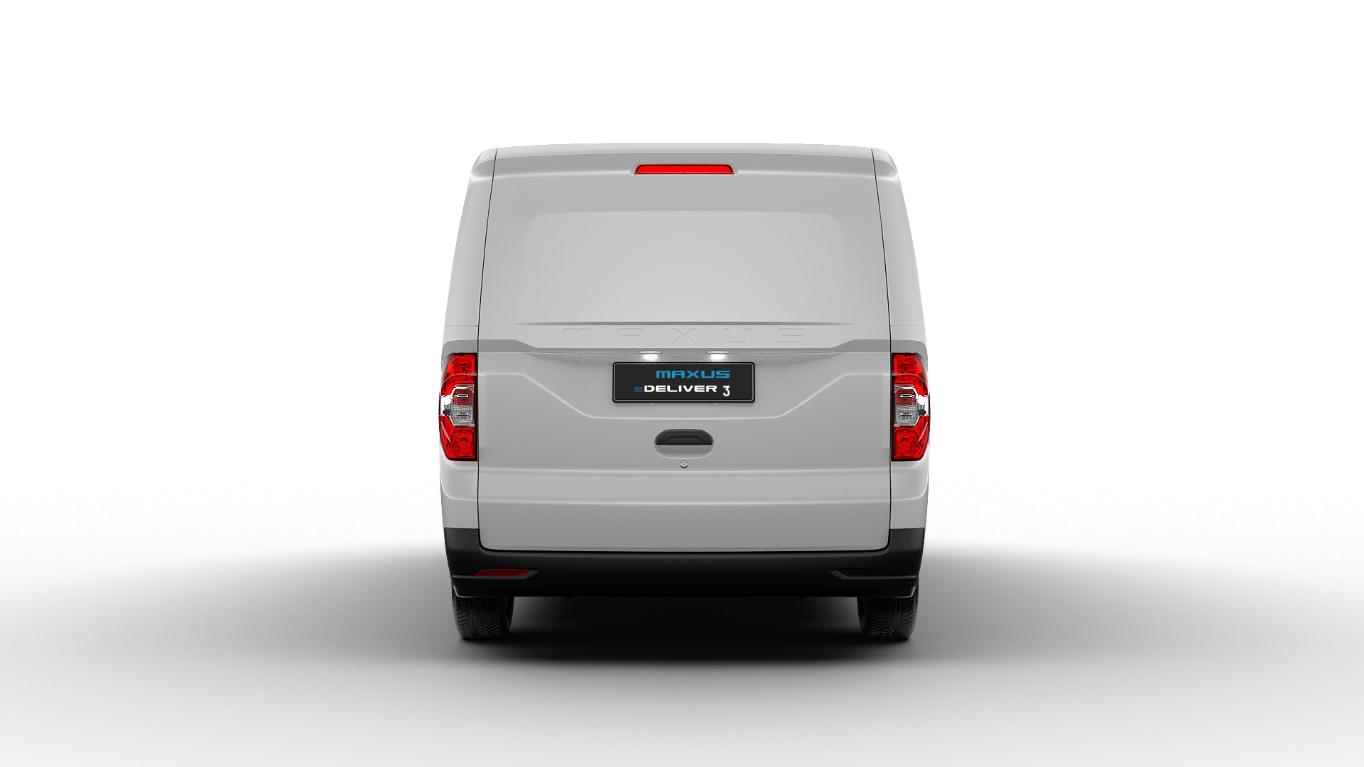 e Deliver 3 - rear view (optional extra)