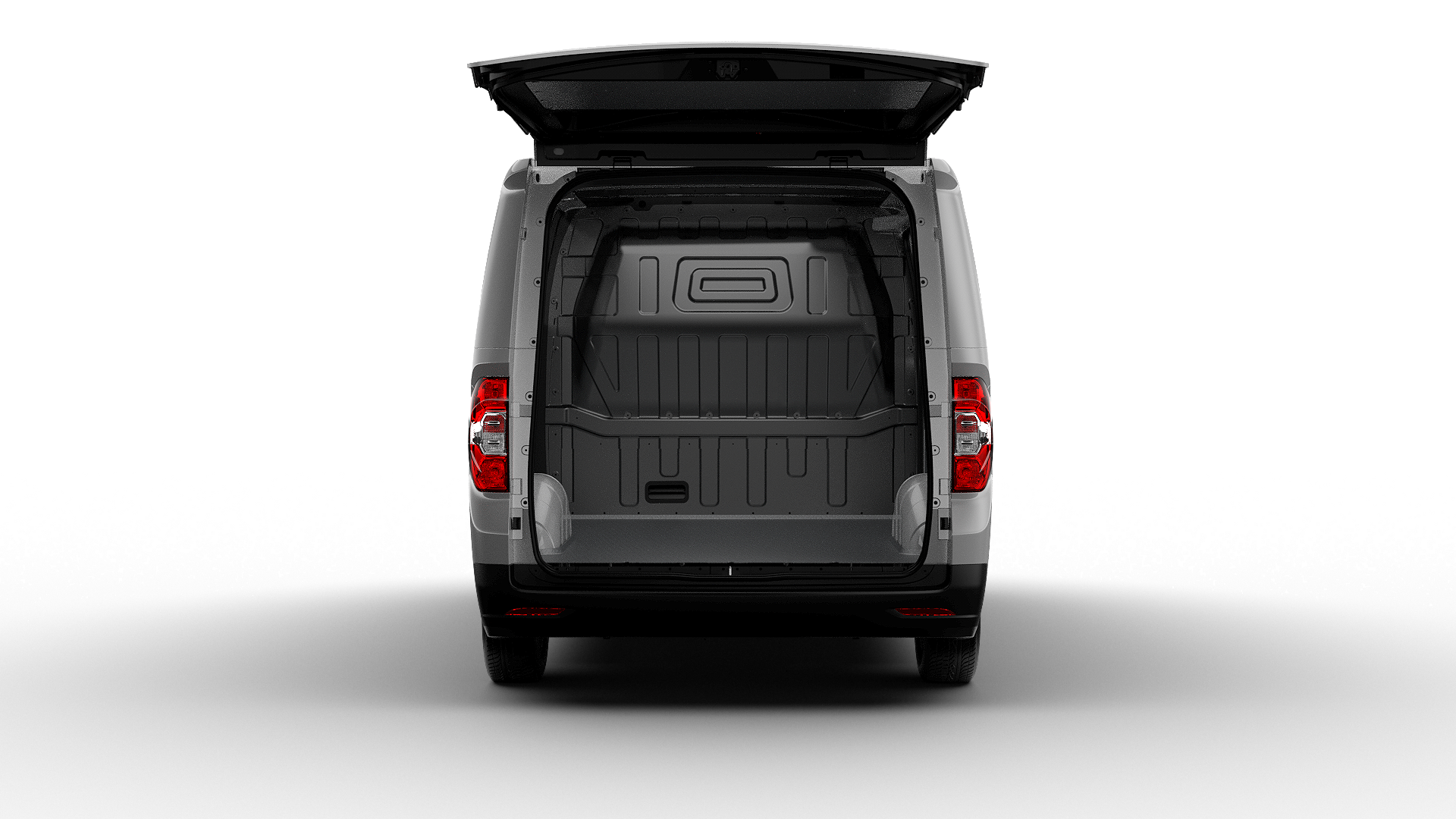 e Deliver 3 - rear view open(optional extra)