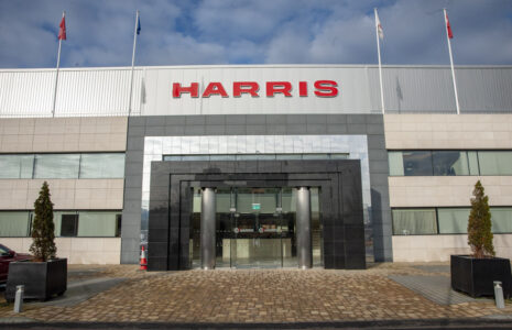 Harris Group - Saic Maxus Ireland distributor