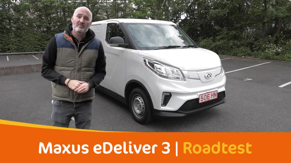 Maxus e Deliver 3 Review