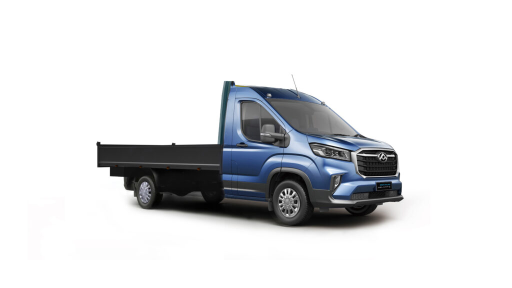 Maxus Deliver 9 - Chassis Cab