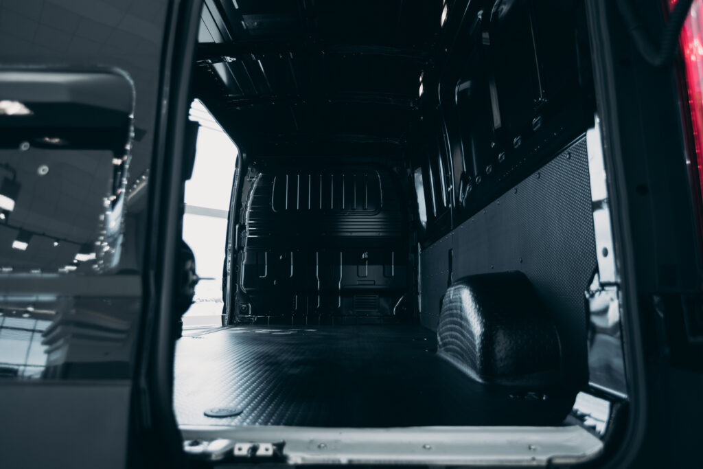 Up to 13m³ cargo space